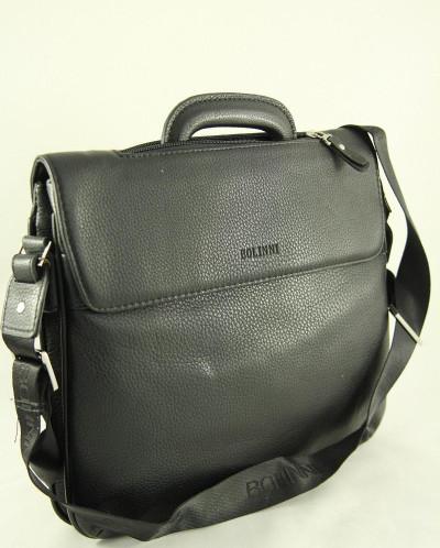 Портфель-сумка из кожзаменителя Bolinni