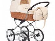 Детская коляска Reindeer Eco Leather