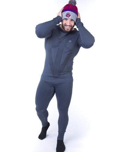 Мужское термобелье Snow Headquarter, А-8688, Серый