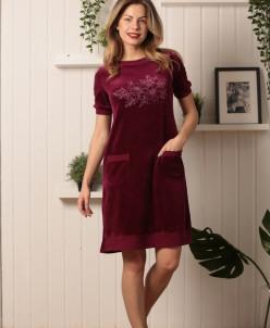 Платье до 46 размера