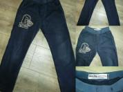 Джинсы - брюки детские на флисе Глория Джинс р.