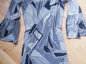 Стильное итальянское платье Imperial 44 размер
