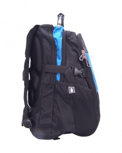 Рюкзак Swissgear Black Blue р-р 45х32х15 арт R-079