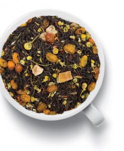 Чай Gutenberg черный Облепиховый 500 гр
