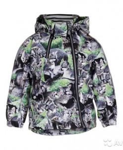 Куртка-ветровка Molo hopla лисы 92