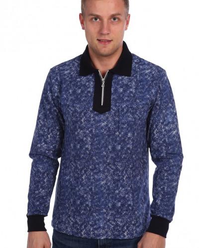 Рубашка №574 футер