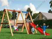 Детская площадка Савушка-1