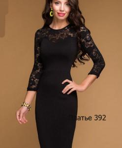 Платье 392