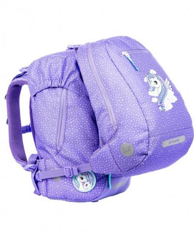 2019 Дополнительный рюкзак к  22л Classic Purple Unicorn.