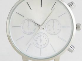 Часы с прозрачным ремешком