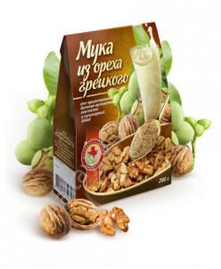 Мука из ореха грецкого 200 г