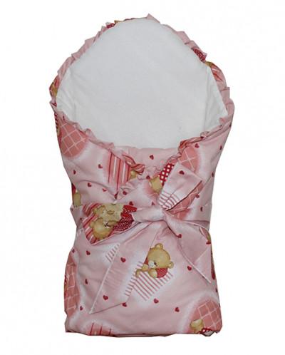 Конверт-одеяло Bell Bimbo 163003 персик (Беларусь)