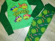 Пижама новая детская 98-104, качественная, вязанны