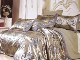 Подарочный комплект постельного белья (новый)