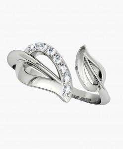 Кольцо из серебра Берёзка Юмила
