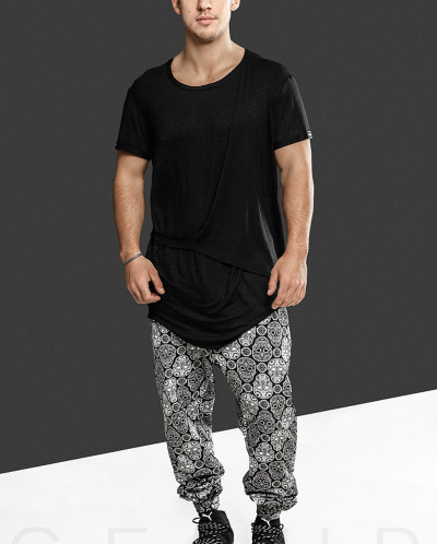 Спортивные брюки орнамент