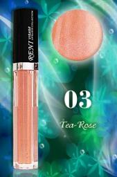 03 Блеск для губ Чайная роза