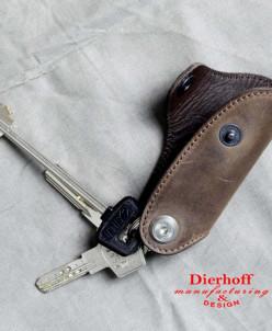 Мужская кожаная ключница Dierhoff Д 6011-922