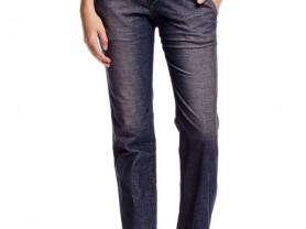 Theysken theory indigo blue twill jeans