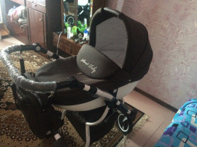 Детская коляска 3в1 LONEX