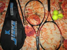 теннисные ракетки (набор)