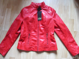 Куртка новая эко кожа (44-46)