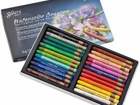"""Набор акварельной пастели """"Watercolor Crayone"""" 24"""