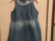 Сарафан (платье) для девочки на 2-3 года