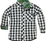 2-сторонняя рубашка polarnopyret (швеция)