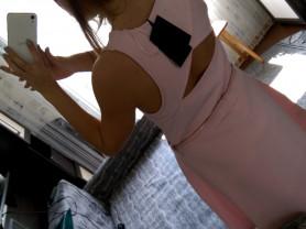 Новое платье L