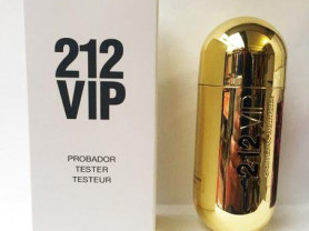 Тестер Carolina Herrera 212 Vip Woman 80 ml