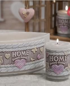 свеча Дом (HOME) Лампион 265*95