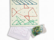 Геоборд (математический планшет/геометрик/pin boar