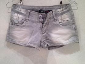 "Акульи шерты ""Titlee Jeans"" б.у"