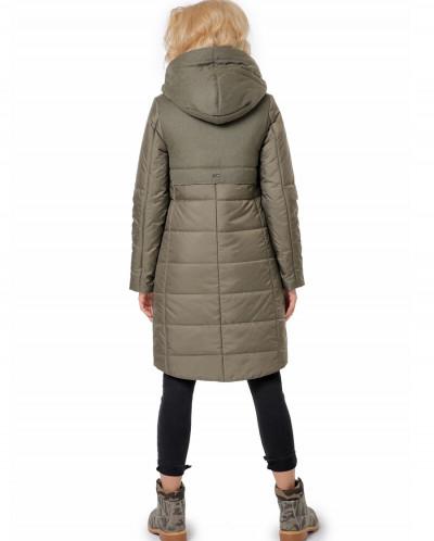 """Пальто укор.""""Оделис"""" зима 19/20"""