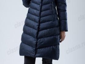 Новое теплое зимнее пальто пуховик Clasna 44 48 50