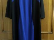 Трикотажное платье Rosa Blanco размер 54-56