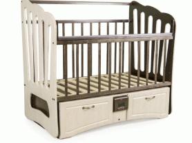Кроватка Укачивает САМА