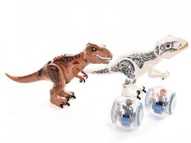 """Набор Динозавры Лего """"Парк Юрского Периода""""."""
