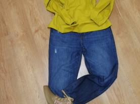 Свободные джинсы OSTIN