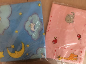 Новые 3-х слойные пеленки для малышей