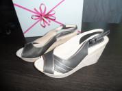 Открытые туфли размер 38