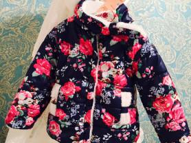 новая куртка. весна. облегченная