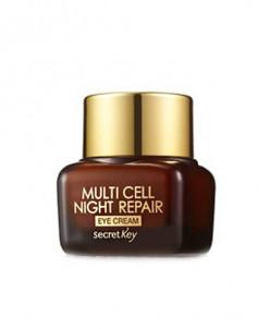 Secret Key Multi Cell Ночной восст. крем для глаз