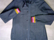 Куртка Rutme женская,Шерсть размер 44,новая
