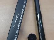 Mac подводка фломастер черная