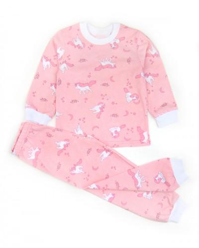 Пижама для девочки ТМО038-1