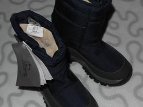 Новые зимние сапоги Alaska Originale, 28 размер