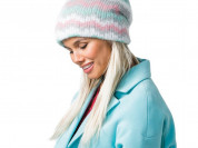 Тёплые и стильные зимние шапки!!!Шерсть!!!Цена СП