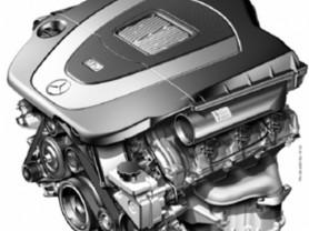 мотор от ML 164 ,3.5 272лс